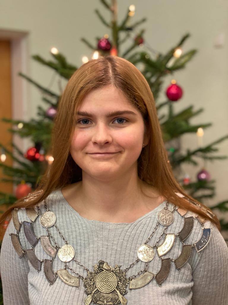 Jugend-Schützenkönigin 2020 Jennifer Zipperer